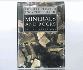 he Illustrated Encyclopedia of Minerals & Rocks NO COVER !!! BEZ OBALU !!!