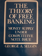 The theory of free banking
